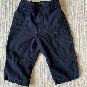 Navy blue pants from Polo by Ralph Lauren